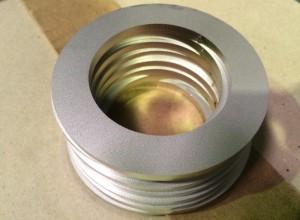 ステンレス SUS304 4ミリのリング